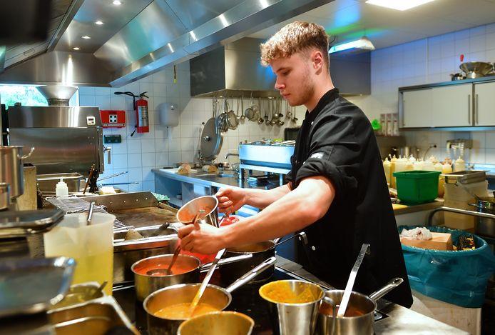 In de keukens is op diverse plekken een tekort aan koks.