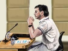 Fabian E. moet acht jaar gevangenis in en krijgt tbs voor doden van Irina Balitska (36) aan de Parkkade