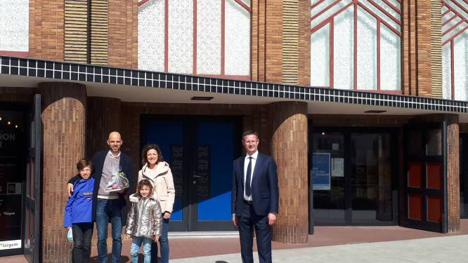 Museum Eperon d'Or verwelkomt 70.000ste bezoeker