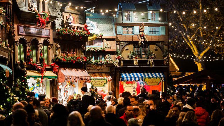 Kerstfanaten Opgelet Amsterdam Krijgt Gigantische Wintermarkt Het