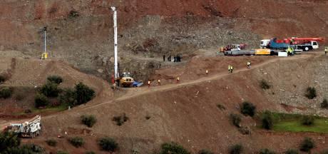 Spaanse gravers nog niet in de buurt van Julen