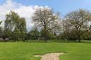 De Baljuwtuin is momenteel slechts ingevuld met een speeltuin, maar daar komt snel verandering in.