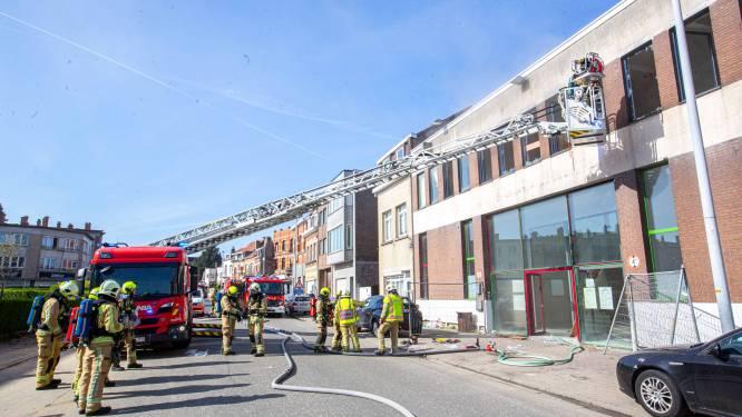 Opnieuw brand op Stillemans-site: hermetische afsluiting moet krakers nu weren tot afbraak oude gebouwen kan beginnen