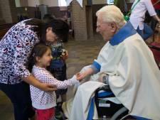 Pastoor Rinke de Vreeze - geloofsheld van Braamt - op 98-jarige leeftijd overleden