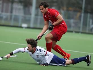 Thomas Briels met Red Lions voor de tweede keer in oefenduel voorbij Groot-Brittannië