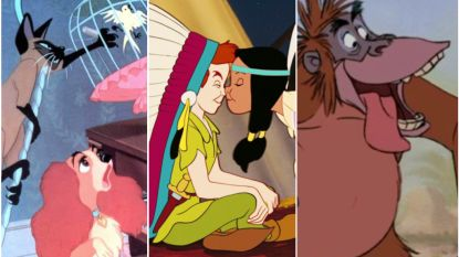 Al deze klassieke tekenfilms krijgen een racisme-waarschuwing mee van Disney+, en dit is waarom