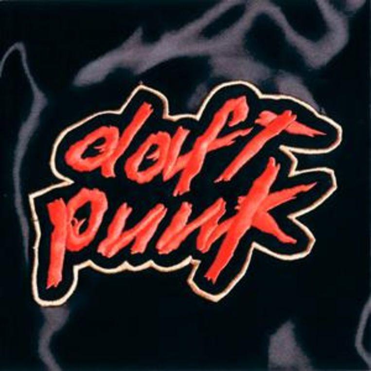 Daft Punk, Homework (1997). Beeld
