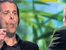 Teeuwen betaalt boete VPRO voor sigaret niet
