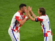 Modric et Perisic envoient la Croatie en huitièmes de finale, l'Angleterre assure la première place