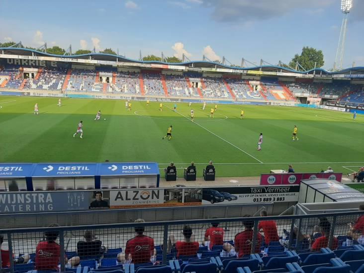 LIVE | Willem II op achterstand in 'comeback-wedstrijd' tegen VVV-Venlo