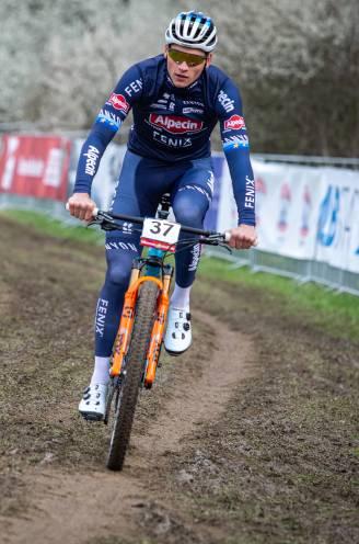 """Van der Poel had nood aan rustigere periode na teleurstelling in Ronde: """"We zijn er niet met een geweer naast gaan staan"""""""