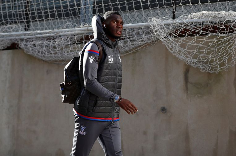 Christian Benteke. Beeld Photo News