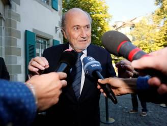 """Blatter vecht vandaag schorsing aan bij TAS: """"Ik geloof er nog in"""""""