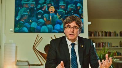 "Carles Puigdemont, één jaar banneling in ons land: ""Elke dag sta ik op met de gedachte: vandaag kan ik naar huis"""