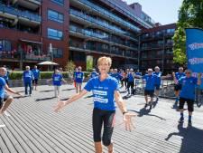 Olga Commandeur laat Maassluise senioren zweten op eerste Nationale Balkon Beweegdag