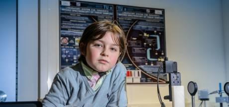 Ouders hoogbegaafde Laurent (9) halen hem van TU Eindhoven na conflict