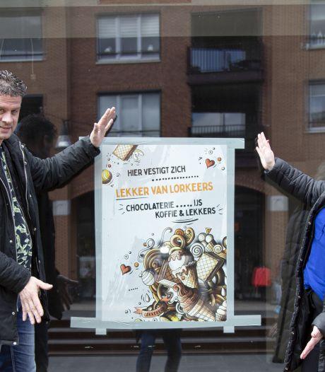 IJssalon op Henri Dunantplein in Nijverdal: Voor bakkersechtpaar Lorkeers komt een droom uit