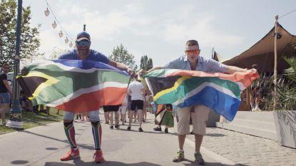 Verschillende vlaggen en nationaliteiten op Tomorrowland. Herken jij ze allemaal?