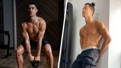 """Ronaldo showt (weer) zijn sixpack en slikt valselijke uithaal: """"Haal die Italiaanse zwerver weg uit Madeira"""""""