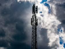 50Plus bezorgd om opmars antennemasten in Hardenberg: '5G zorgt voor gigantisch veel straling'