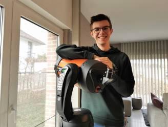 """Maxime richt eerste jeugdvereniging voor sterrenkunde op in Vlaams-Brabant: """"We doen veel meer dan enkel naar de sterren kijken"""""""