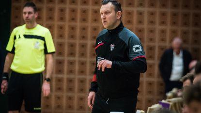 """Bart Schapmans (Futsal Project Aarschot): """"Kans om geschiedenis te schrijven"""""""