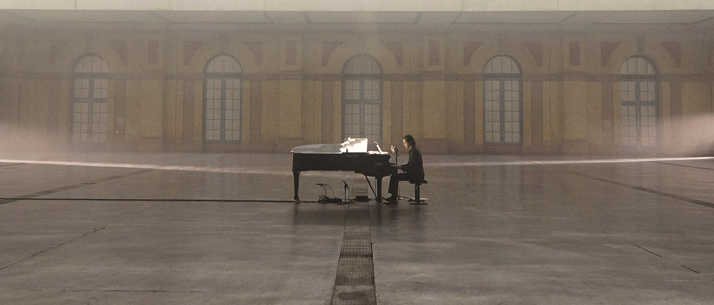 Nick Cave Alone at Alexandra Palace Beeld Idiot Prayer