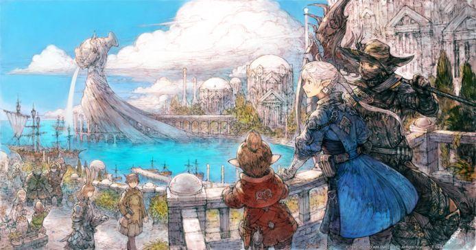 Final Fantasy XIV: Endwalker.