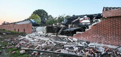Brandweer: 'Forse schade brand De Mortel was niet te voorkomen'