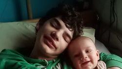 """Myriam moet zoon Jarno (bijna 16) laten gaan: """"Ergens hoop ik nog steeds op een mirakel"""""""