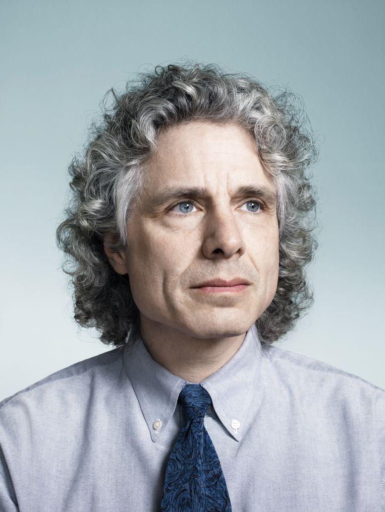 Steven Pinker. Beeld Getty