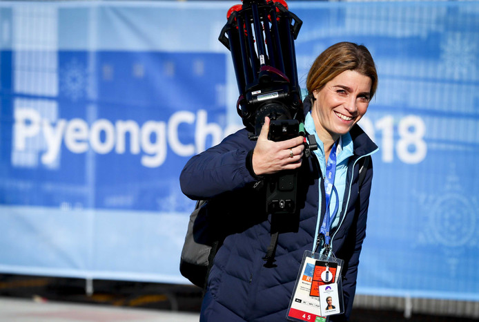 Discovery zendt via Eurosport de Olympische Spelen uit.