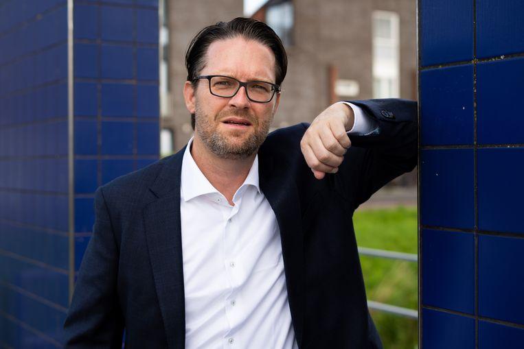 Jakob Wedemeijer Beeld Birgit Bijl