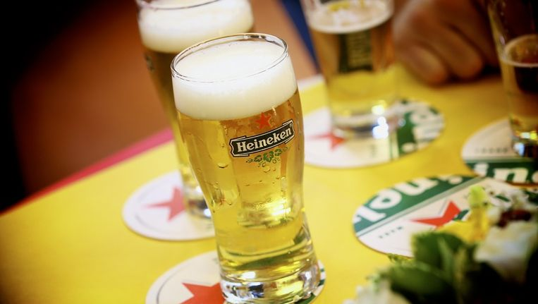 Na 1 januari voor jongeren onder de 18 geen bier meer. Beeld ANP