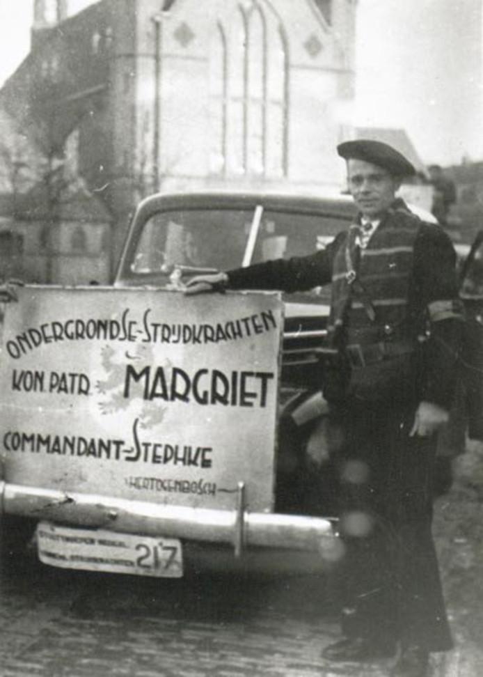 KP Margriet-leider Stephke Feyen.