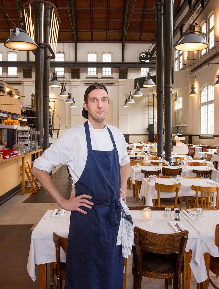 Chef Ruud Beeld Jorgen Caris