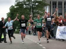Nieuw hardloopevenement: Arnhem racet tegen Nijmegen met finish in Elst
