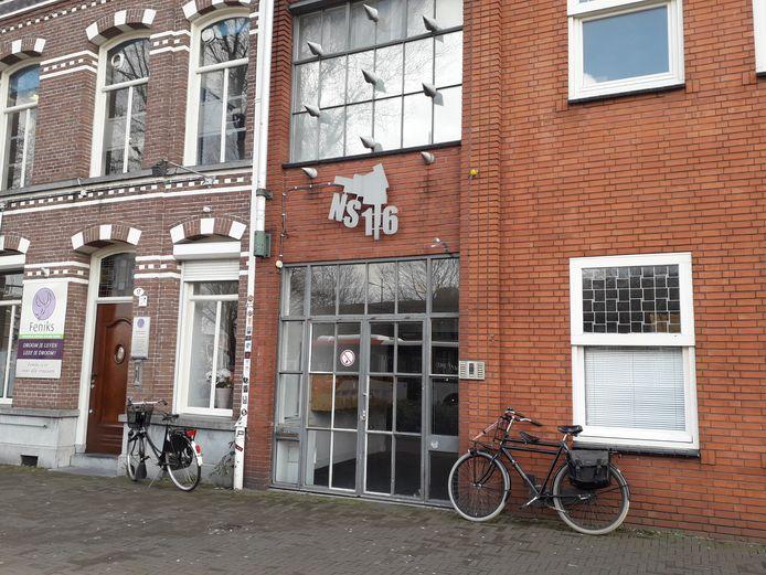 NS16 , kunstenaarsbolwerk aan het NS-plein, wordt een broedplaats. Stichting Ateliers koopt het pand. Het podium van Kunstmaan en Dans Brabant grenst aan de broedplaats en is ook eigendom van stichting Ateliers. De ingang van Kunstmaan is aan de Gouden Regenstraat.