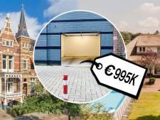 995.000 euro voor een garage in Amsterdam? Voor dat geld koop je dit in Oost-Nederland