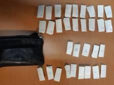 Drugsdeal in Tiel: politie pakt twee personen op