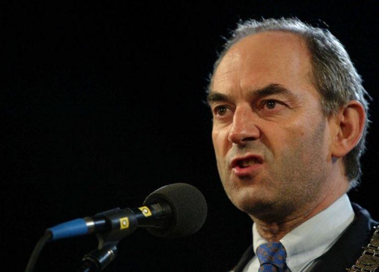 Burgemeester Job Cohen. Foto ANP/Robin Utrecht Beeld