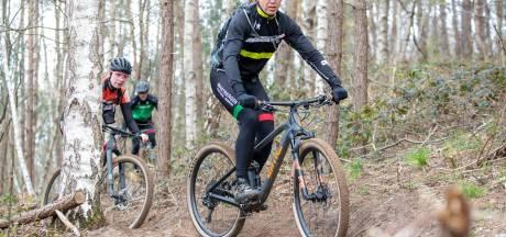 Op Goudsberg is ruimte genoeg voor mountainbikers, wandelaars, menners én ruiters: 'Een heel mooi stukje Nederland'