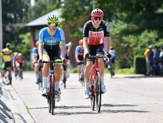 """Sander Lemmens en Jente Boons staan voor het eerst aan de start van Brussel-Zepperen: """"Schone koers, maar winnen is voor de sterkste"""""""