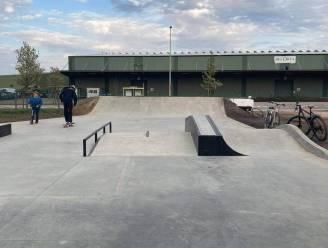 Nieuw skatepark aan sportsite Tivoli is klaar voor gebruik