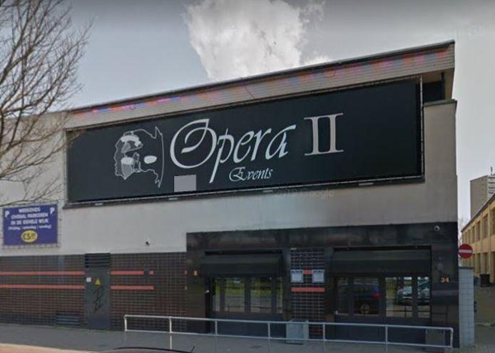 Opera II in Den Haag