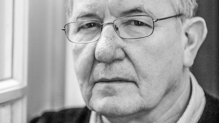 Leon Deben in 2015. Beeld Peter Elenbaas