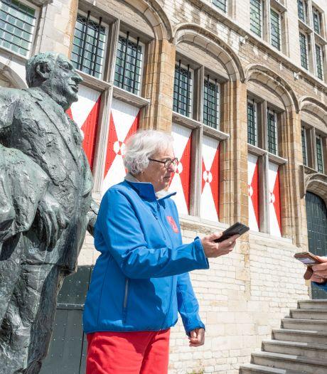 Verken Bergse binnenstad met 'n app: 'Laten zien wat stad heeft te bieden'