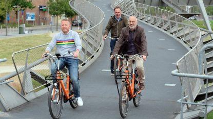 Kortrijk en Kuurne lanceren nieuwe deelfietsen: eerste jaar is elk ritje van minder dan een kwartier gratis