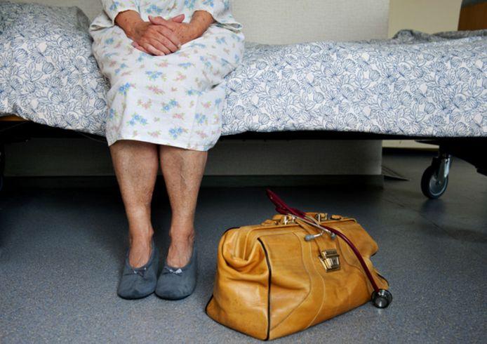 Ouderen met ernstige uitdrogingsverschijnselen kunnen terecht bij zorginstelling Aafje