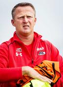 John van den Brom werd in 2015 als vierde trainer aangesteld van AZ.